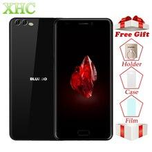 Получить скидку BLUBOO D2 Dual SIM смартфонов Оперативная память 1 ГБ Встроенная память 8 ГБ двойной камеры заднего 5,2 дюймов Android 6,0 MTK6580A 4 ядра WCDMA 3g мобильных телефонов