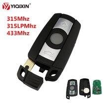 Дистанционный смарт ключ yiqixin 315/315lp/433/868 МГц 3 кнопки