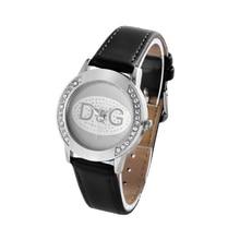 relogio feminino2018New Brand Quartz Lady Watch hodinky Women Casual Rhinestone Leather Wristwatch Gift Wristwatches reloj mujer ccq fashion luxury gemstone leather wristwatches casual women dress quartz watch reloj mujer relogio feminino gift 1134