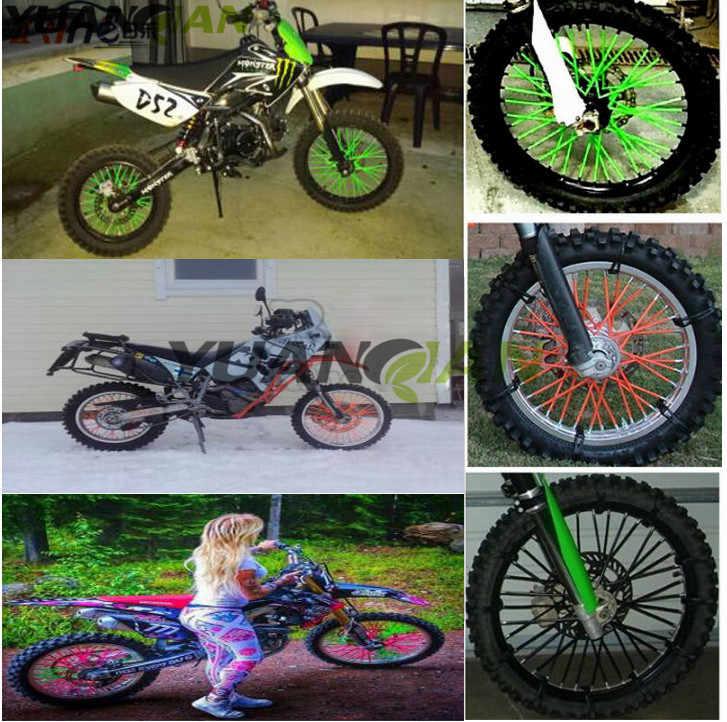 Motocicleta de la bici de la suciedad Enduro carretera llanta rueda con pieles para KTM 50 65 85 SX SX-F 300 450 EXC-F seis días 450 de 500 de 250 EXC-F 530