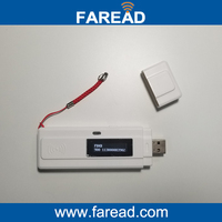 FREE SHIPPING X60 LF RFID Microchip Syringe X1 Animal ID Scanner With ICAR Certificate ISO11784 11785