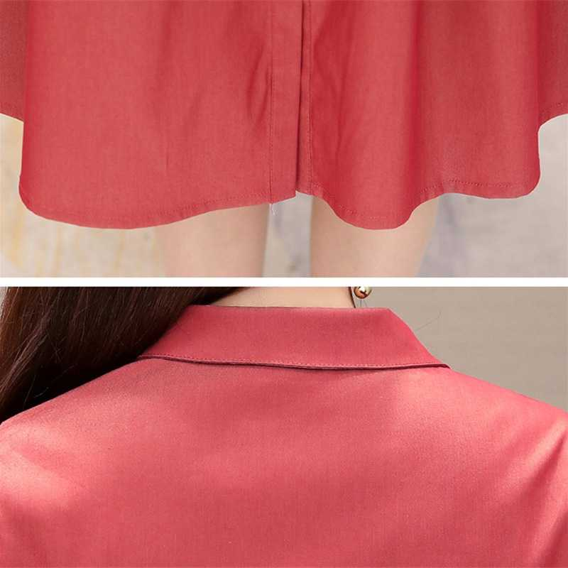 Outerwea Women Spring 2019 New Mid-Long Was Light Female Windbreaker Large Size Single-Breasted High Quality Ladies Jacket Qw007