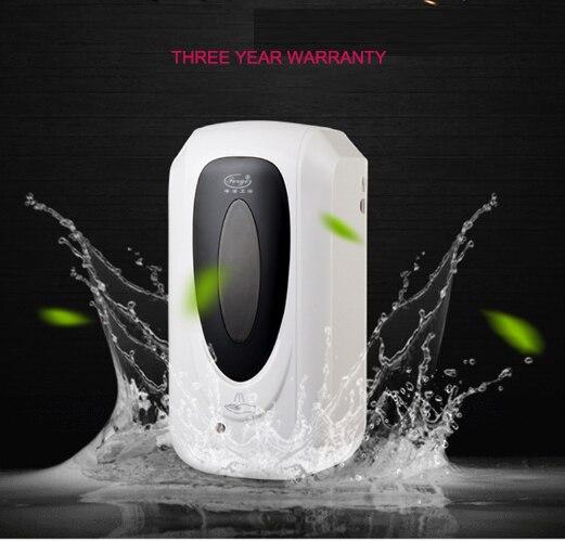 Haushaltsgeräte Großgeräte Ehrgeizig 3 Jahre Garantie Hand Dis-infector Schnelle Desinfektion Alkohol Spray Batterie Power Sensor Aktive