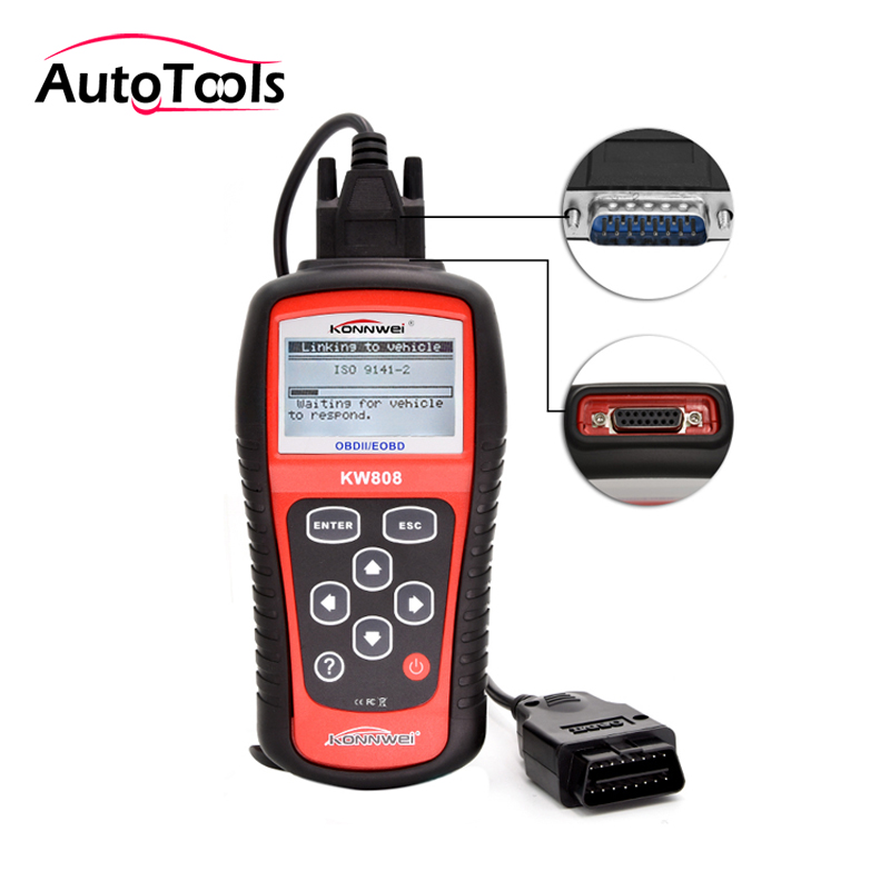 OBDII/EOBD coverage(US, Asian & European) AUTO CODE SCANNER READER Maxiscan MS509 tech 2 scanner for sale