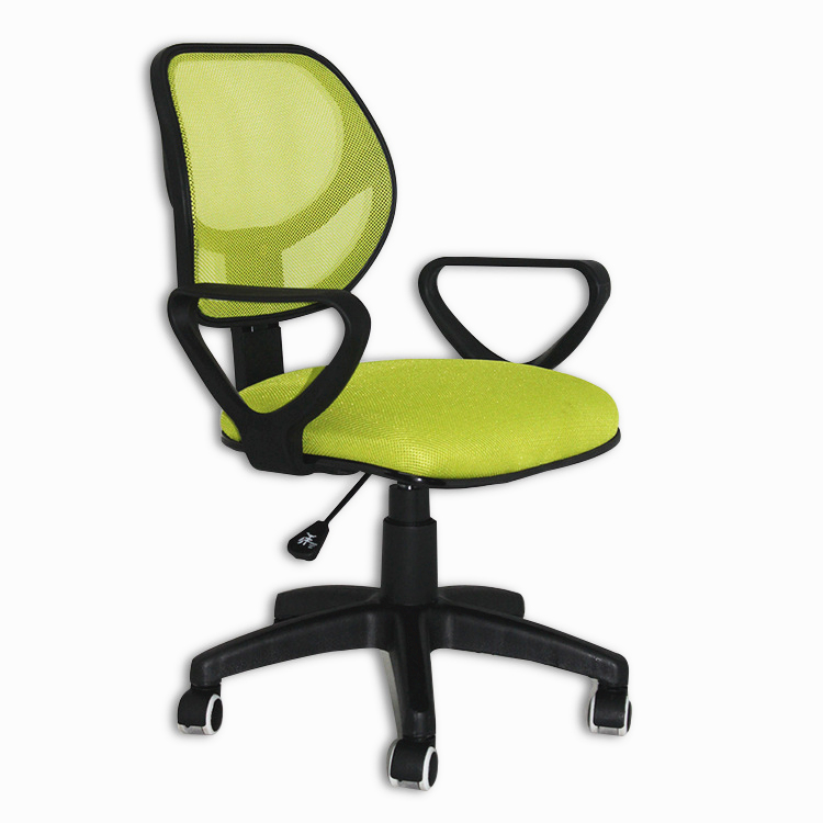 2pcs lot simple strengthen office chair folding portable tra