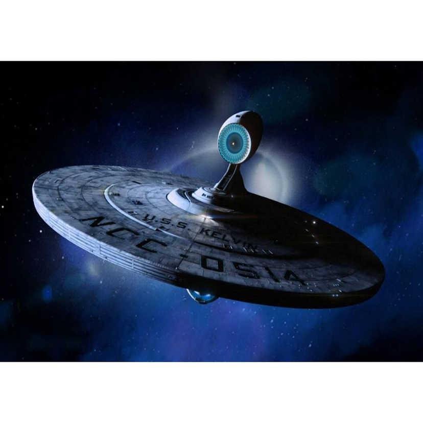 """フル平方/ラウンドドリル 5D Diy のダイヤモンド塗装 """"スタートレック UFO 宇宙船"""" 3D 刺繍クロスステッチモザイク家の装飾 WG598"""