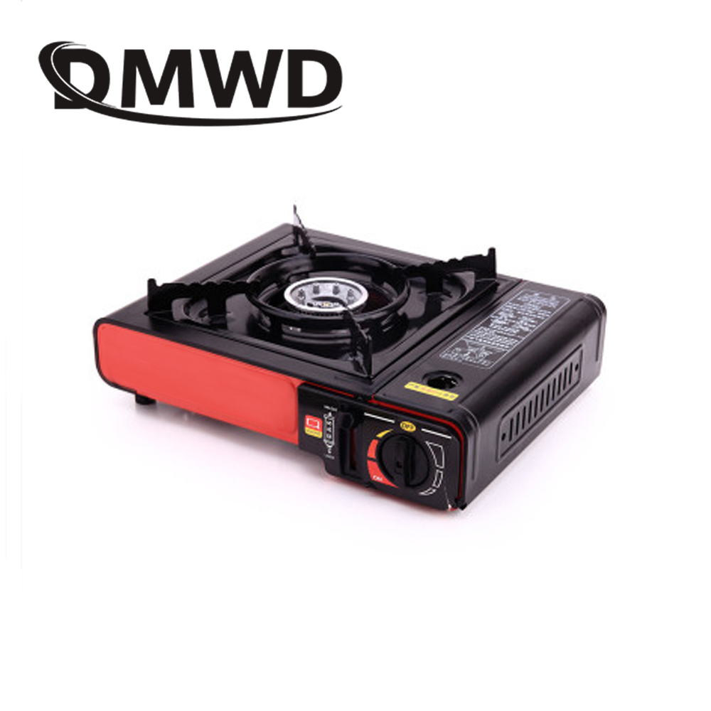 DMWD Outdoor Cassette Barbecue Grill Camping Picnic Gas Heating Stove Oven Furnace BBQ Burner For Non-Stick Roasting Plate PanDMWD Outdoor Cassette Barbecue Grill Camping Picnic Gas Heating Stove Oven Furnace BBQ Burner For Non-Stick Roasting Plate Pan