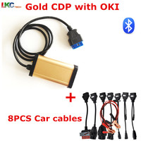 2017 Gold TCS CDP With Bluetooth OKI Chip 2015 R1 Newest TCS CDP Pro Full Set