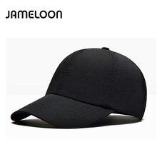 11cff1106a7e0  JAMELOON wholsale brand cap baseball cap buckle hat Casual cap gorras 6  panel hip