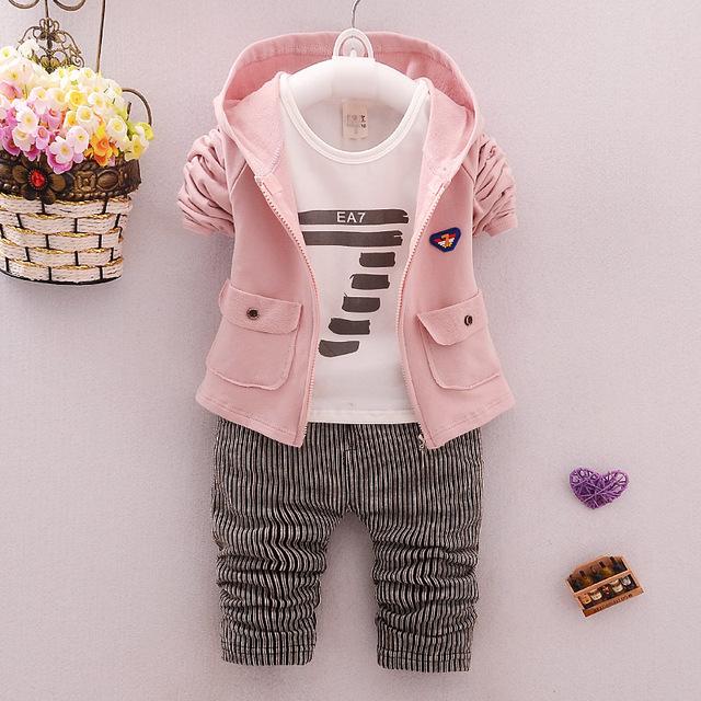 Soft Warm Clothing Set