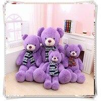 Purple teddy bear spongebob kawaii plush unicorn teddy stuffed plush animals giant teddy bears valentine's day present