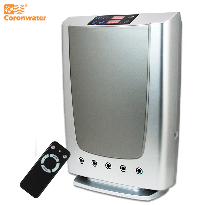 Coronwater Plasma and Ozone Air Purifier for Home Office Air Purification and Water Sterilization
