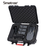 Smatree Compact Drone Storage Bag Suitcase Hardshell Carrying Case for DJI Mavic Pro, Waterproof Carrying Box for DIJ Mavic Pro