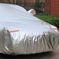Coche ropa de lluvia cubierta del coche sol coche de la nieve helada conjuntos costura aislamiento de algodón grueso invierno cálido especial Avanzada abrigo del coche capó Del Coche