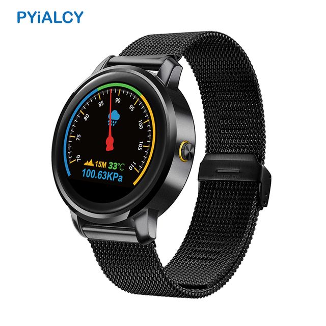 PYiALCY PY360 Plus MTK2502C Smart Watch Heart Rate Monitor Pedometer Bluetooth Smartwatch for Android Phones PK IWO 2 3