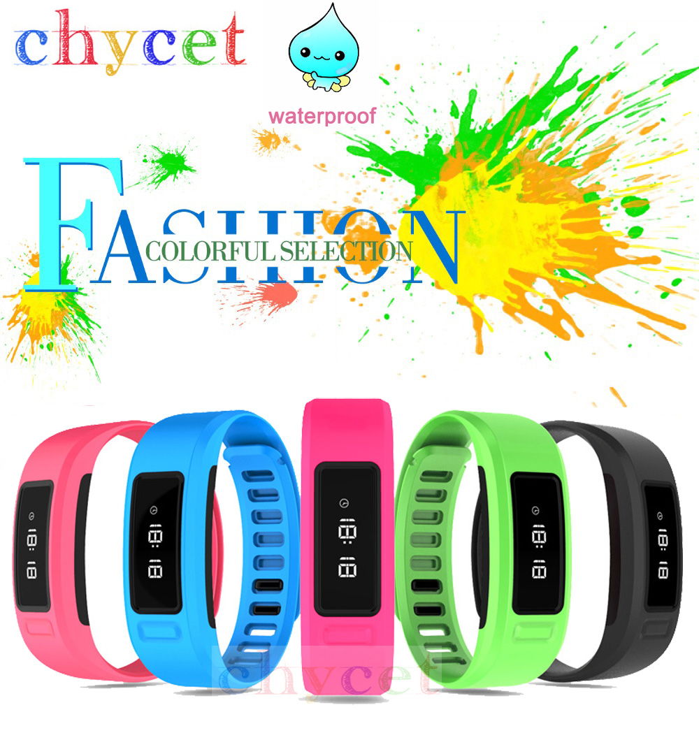 font b Smartwatch b font H6 Bracelet Smart Band for Android iOS with Fitness Pedometer
