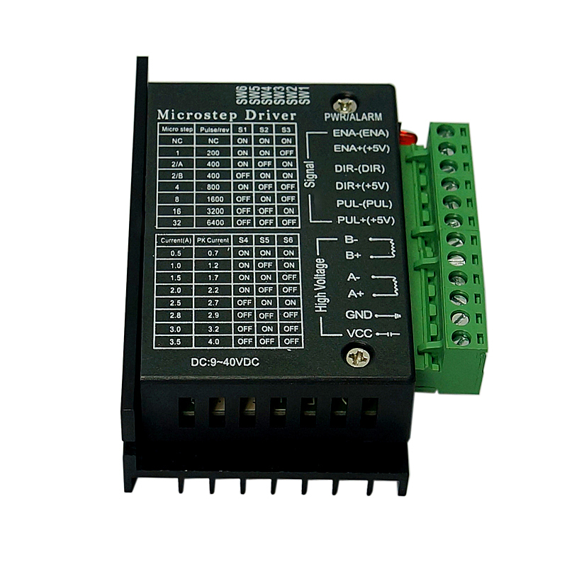 Electrical Equipments & Supplies Cnc Router Machine Motor Driver Board 42/57/86 Tb6600 Stepper Motor Driver 32 Segments Upgraded Version 4.0a 42vdc Mild And Mellow Motor Driver