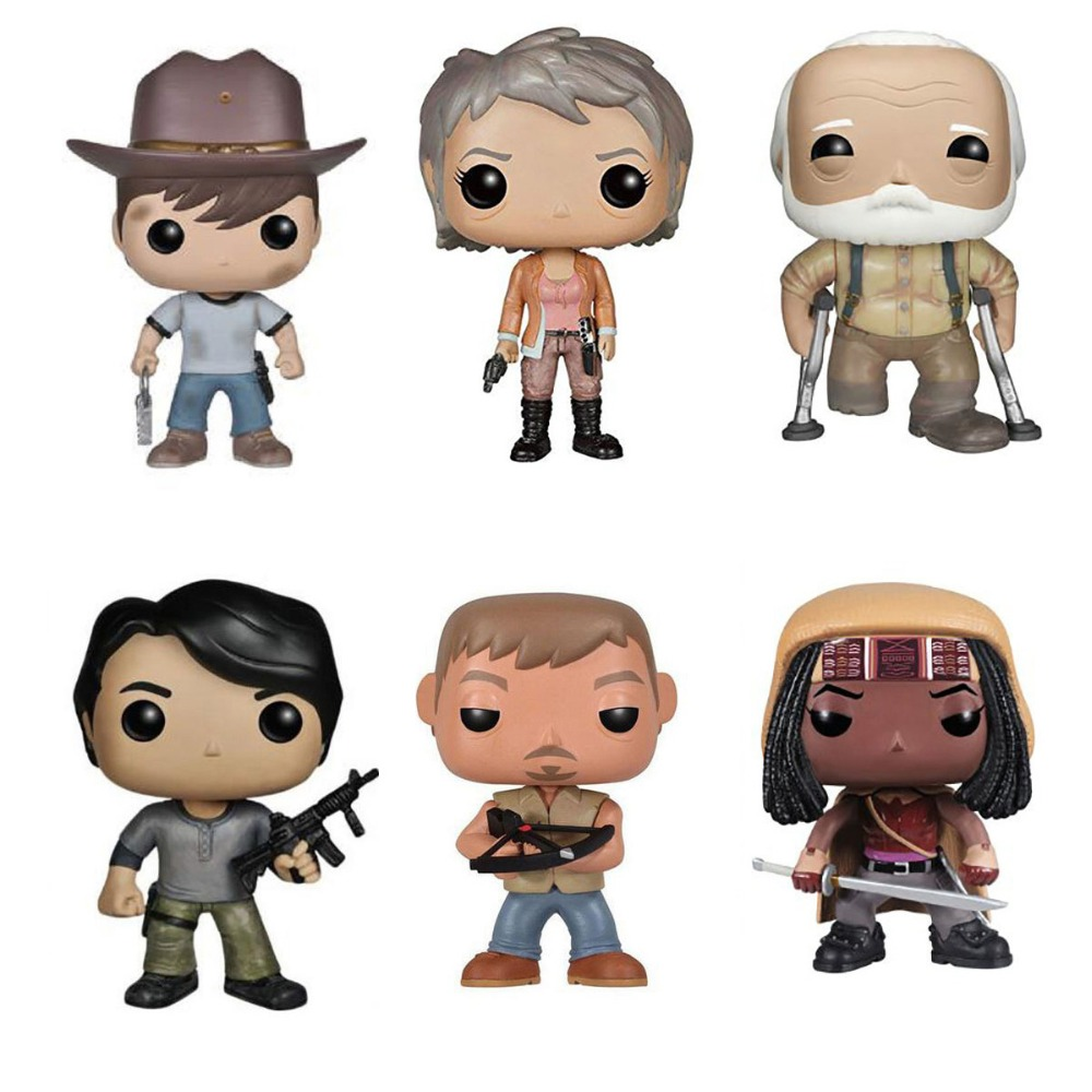 font-b-the-b-font-font-b-walking-b-font-font-b-dead-b-font-movie-action-toy-figures-hershel-greene-daryl-dixon-negan-carl-glenn-michonne-rick-toys-for-kids-car-decoration