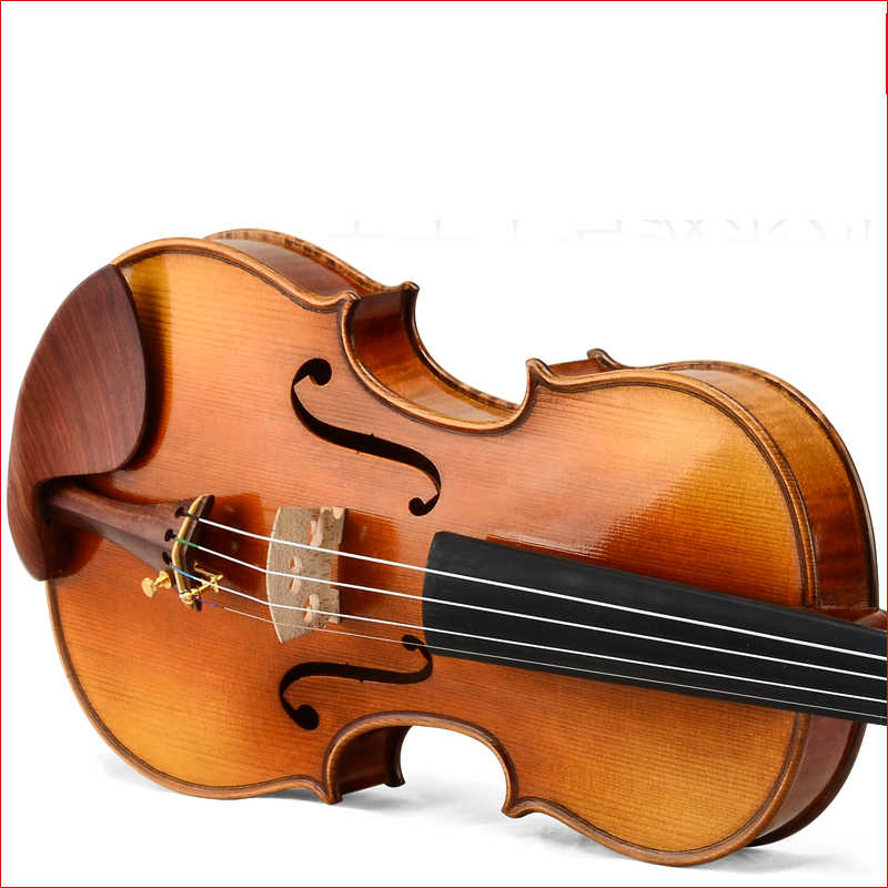 شحن مجاني كريستينا يدوية الصنع كمان V09 جديد 4/4 ، violon ، violines ، الراقية المهنية آلة موسيقية ، حالة ، القوس ، الصنوبري
