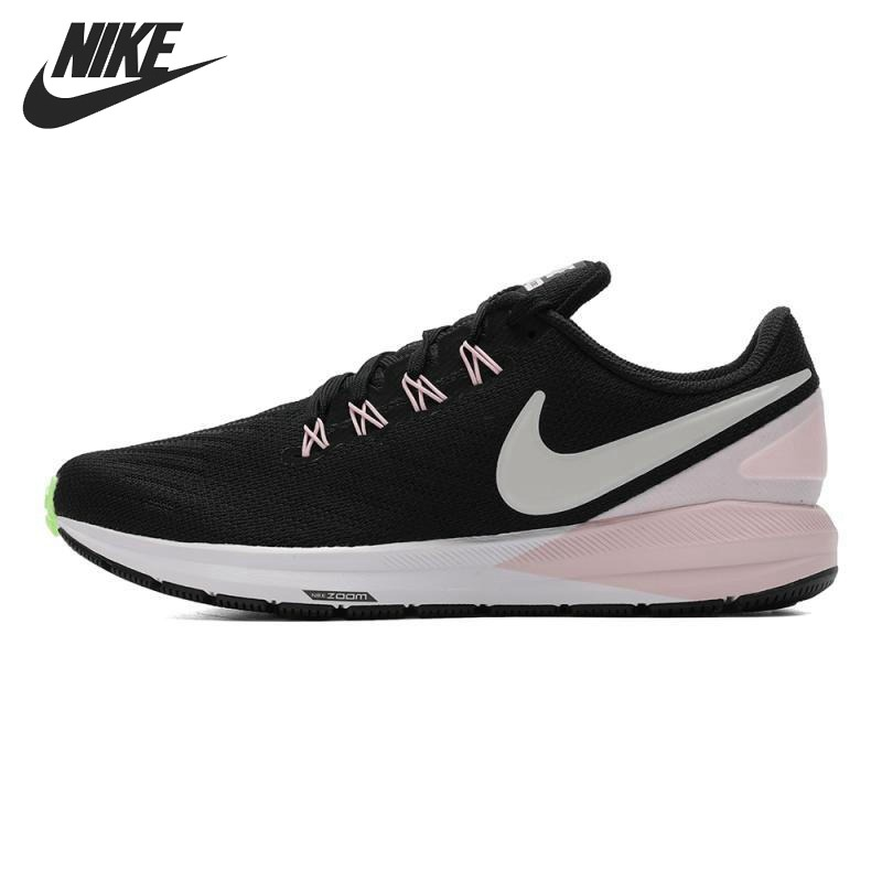 Original New Arrival  2019 NIKE AIR ZOOM STRUCTURE 22 Women's   Running Shoes Sneakers