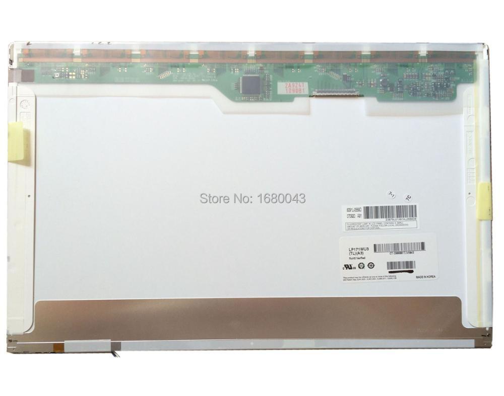 LP171WU3 TLA3 TLA1 TLB3 fit B170UW01 1 LP171WU1 CCFL 30 Pin LCD Display SCREEN Panel LED 1920*1200 lp101wh1 tla3 fit ltn101at03 lp101wh1 tlb1 lp101wh1 tla2 n101bge l21 1366x768