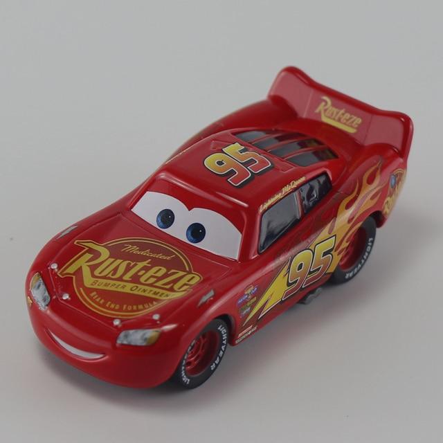 Disney Pixar Cars 3 Lightning McQueen 155 Scale Mini Cars Model Toys For ChildrenChristmas & Disney Pixar Cars 3 Lightning McQueen 1:55 Scale Mini Cars Model ...