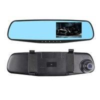 New Night Vision Car DVR Camera Rearview Mirror Digital Video Recorder Auto Camcorder Dash Cam 1080P