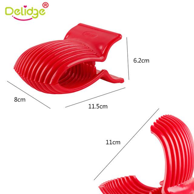 Delidge Food Grade Plastic Perfect Cutting Kitchen Tool
