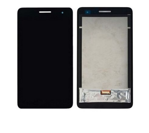 Black New For Huawei Honor Play Mediapad T1-701 T1 701U T1-701U LCD Display 7 With Touch Screen Panel Digitizer free shipping brand new replacement parts for huawei honor 4c lcd screen display with touch digitizer tools assembly 1 piece free shipping