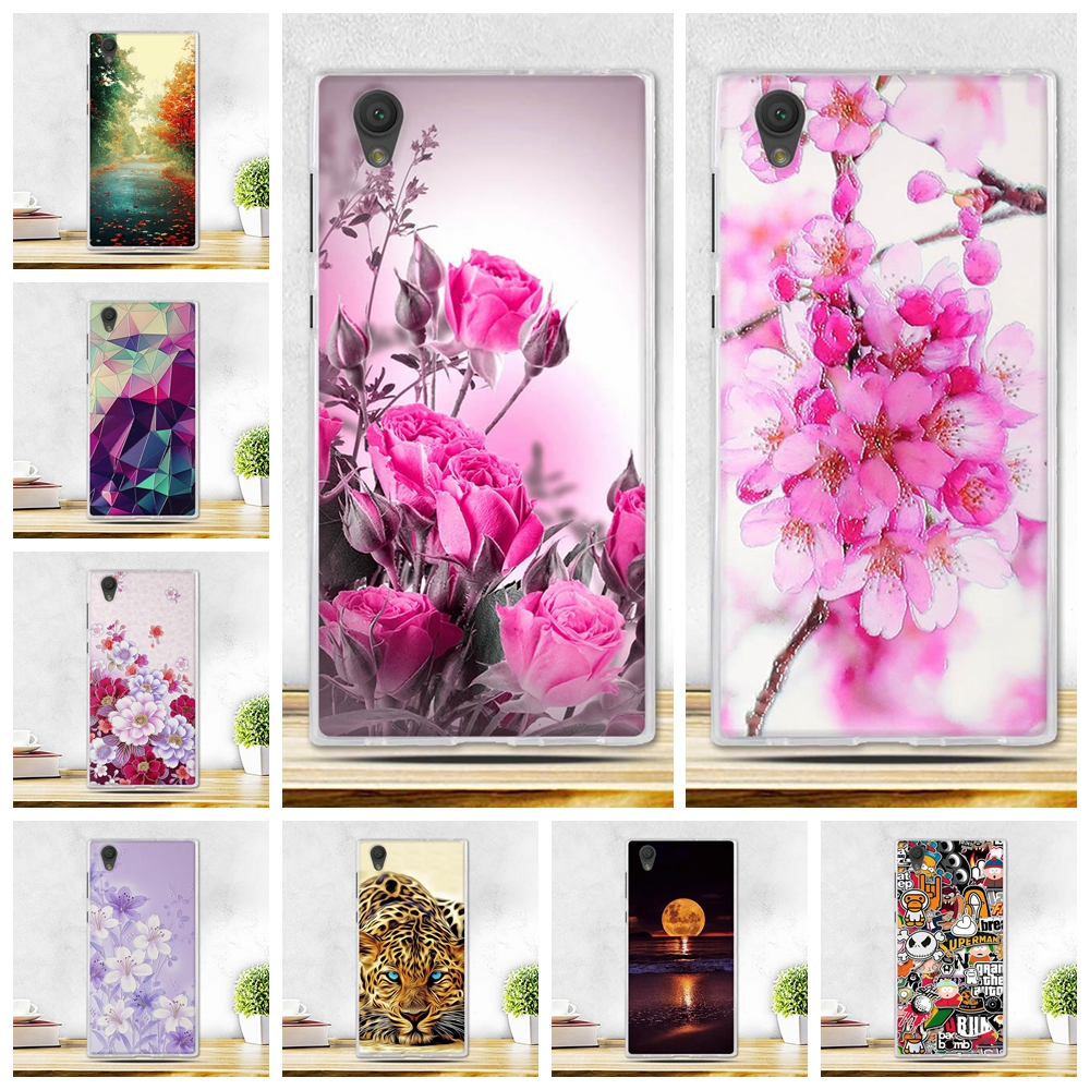 For Coque Sony <font><b>Xperia</b></font> <font><b>L1</b></font> <font><b>Case</b></font> G3311 G3312 G3313 <font><b>Case</b></font> Soft TPU Cover For Soni Experia <font><b>L1</b></font> Housing For Sony <font><b>Xperia</b></font> <font><b>L1</b></font> Sony <font><b>L1</b></font> G3311