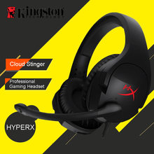 Kingston HyperX Cloud Stinger Gaming Headset Headphones With a microphone Microphone Mic For PC PS4 Xbox Mobile devices(China)