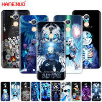 HAMEINUO undertale papyrus sans doggo Cover phone Case for Huawei Honor 10 V10 4A 5A 6A 7A 6C 6X 7X 8 9 LITE