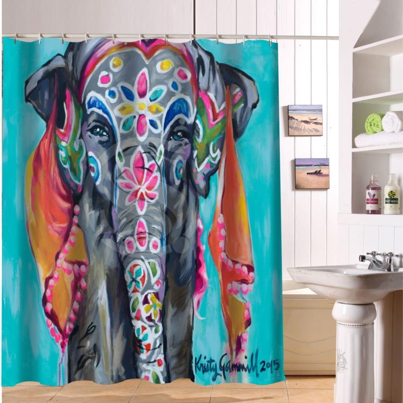 online get cheap elephant shower curtain -aliexpress | alibaba