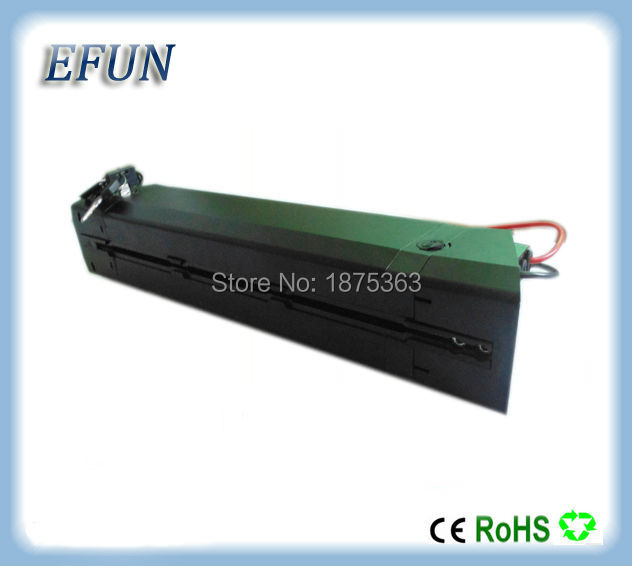 Electric Scooter Battery 36v 14Ah 500W Lithium Battery 36V Pack with 42v 2A charger,20A BMS eBike Battery 36v Free shipping