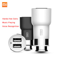 Xiaomi Rodimi Universal Dual USB Charger Blutooth 3 8A Output 3 0 Fast Car Phone Charger