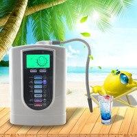 110 v-220 v Alkaline water ionisator luchtreiniger met beste 4 stage filter WTH-803 laat water worden alkalined