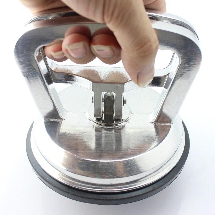 5 дюймов Алюминиевые Чашки Всасывания Lifter Puller 110 Фунтов. автомобиль Дент Remover для Стекла, Вмятина Удаления, Зеркало, Heavy Duty