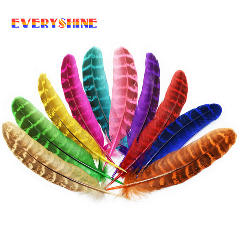 24pcslot Natural Cheap Pheasant Feather Headdress For Sale
