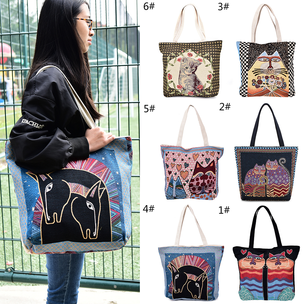 Luggage & Bags Humorous New Women Bag National Double Side Embroidery Purse Canvas Long Wallet Card Holder Beach Travel Evening Handbag Phone Coin Bag