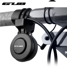 GUB 120dB USB Rechargeable Bicycle Electric Bell Loud Sound MTB Bike Handlebar Ring Electronic Waterproof Cycling Horns Safety