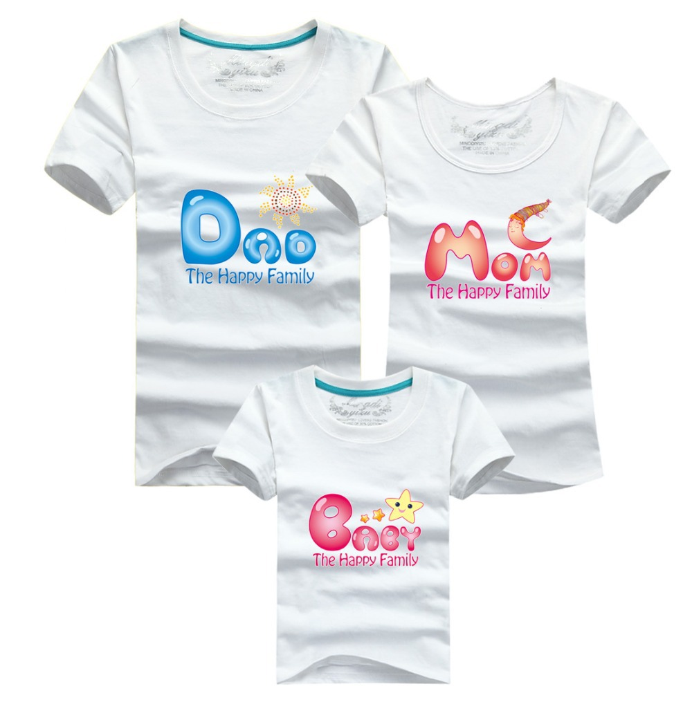 ba78edfd9b374 Mom Dad Child T Shirt - Catalyst PSM