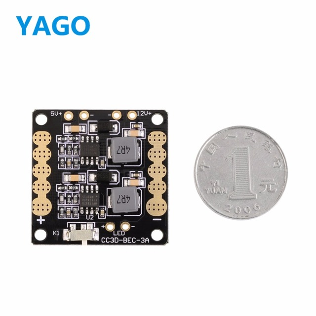 50pcs CC3D Flight Controller 5V/12V PDB Power Distribution Board PCB ...