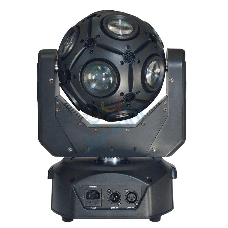 Волшебный RGB светодиодный шар наружный диаметр 25 см перезаряжаемый, светящийся шар, водонепроницаемый светильник для бассейна, меняющий цв... - 2