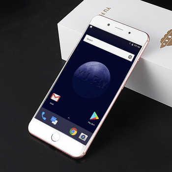YU FLY F9 6.0\'\' 2K 2560×1440 FHD screen 4GB +64GB Snapdragon 653 smartphone Octa Core 4G TLE Fingerprint 4180mAH mobile phone