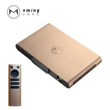 XMING S2 Laser Projector Android WIFI Bluetooth 3D 3600 Lumen Gemotoriseerde Laser Lens 2G 16G 300 inch thuis Beamer
