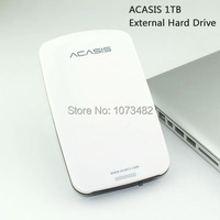 Free Shipping On Sale ACASIS Original 2 5 Inch USB2 0 HDD 1TB Mobile Hard Disk