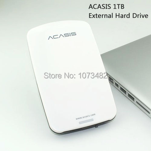 Free shipping On Sale 2.5'' ACASIS Original USB2.0 HDD 1TB Mobile Hard Disk External Hard Drive 1000GB Power switch Good price q1292 67003 free shipping new original for hp100 110 encoder strip on sale on sale