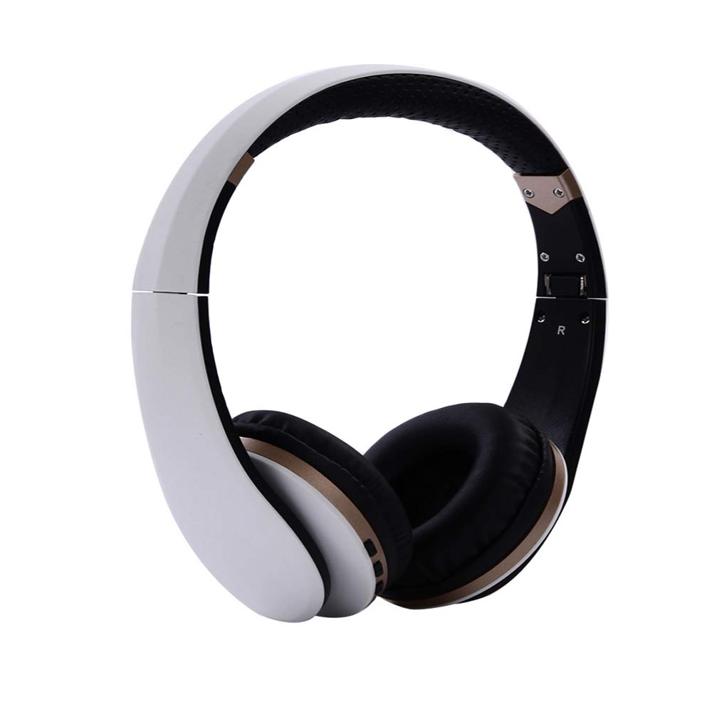 MOONSTAR Wireless Bluetooth headphones wireless headset with HD Microphone For Mobile phone music earphone For iphone x samsung new ht original headband bluetooth wireless earpiece headset with microphone for mobile phone music player earphone gaming