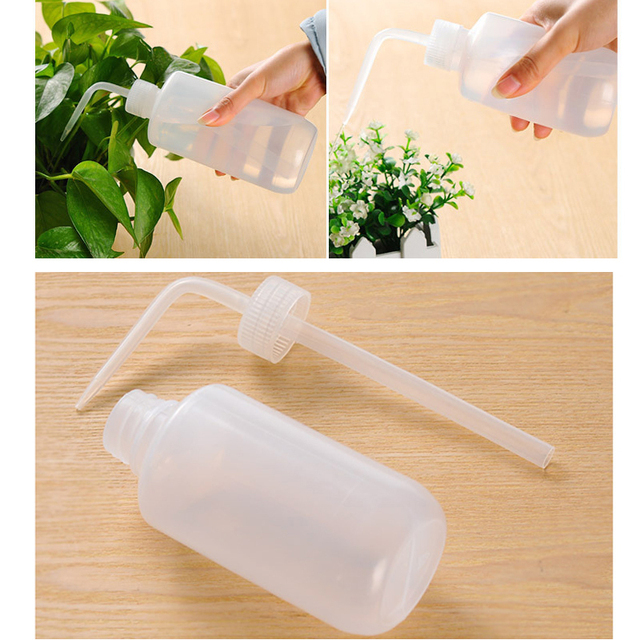 Tattoo Bottle Diffuser Squeeze Bottle Convenient Green Soap Supply Wash Squeeze Bottle Lab Non-Spray Microblading Tattoo supplis 4