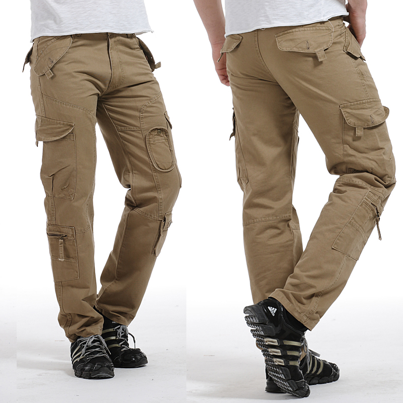 Compare Prices on 6 Pocket Cotton Cargo Pants- Online Shopping/Buy ...
